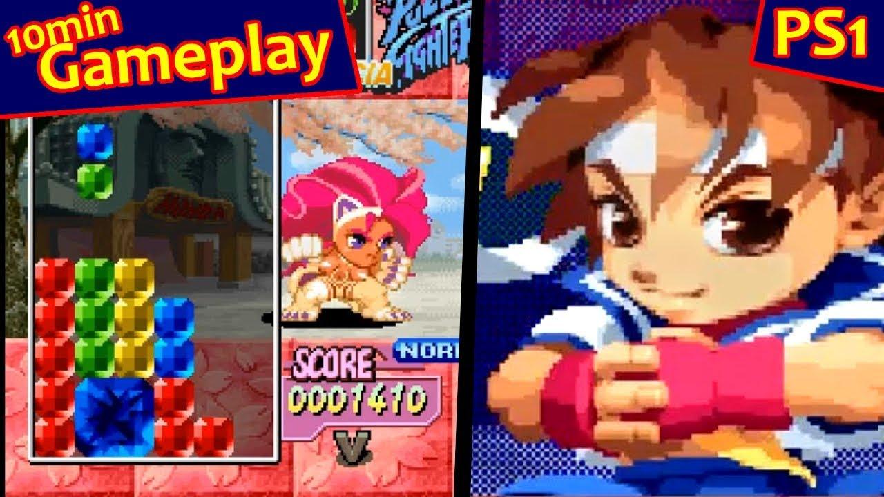 Pocket Fighter é briga de criança com estilo de gente grande Maxresdefault