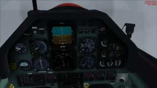 FSX PC-9 Tutorial - Navigation systems
