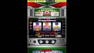 「ハッピージャグラーVⅡ」iPhoneアプリ動画