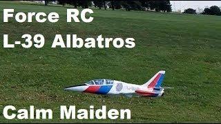 Force RC / Cloud Nine - L-39 Albatros - Calm Maiden!!!