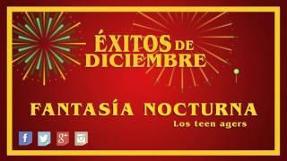 Fantasía Nocturna - Los Teen Agers / Discos Fuentes