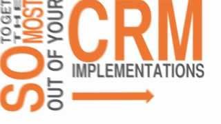 Why Bad CRM Implementations Happen to Good People