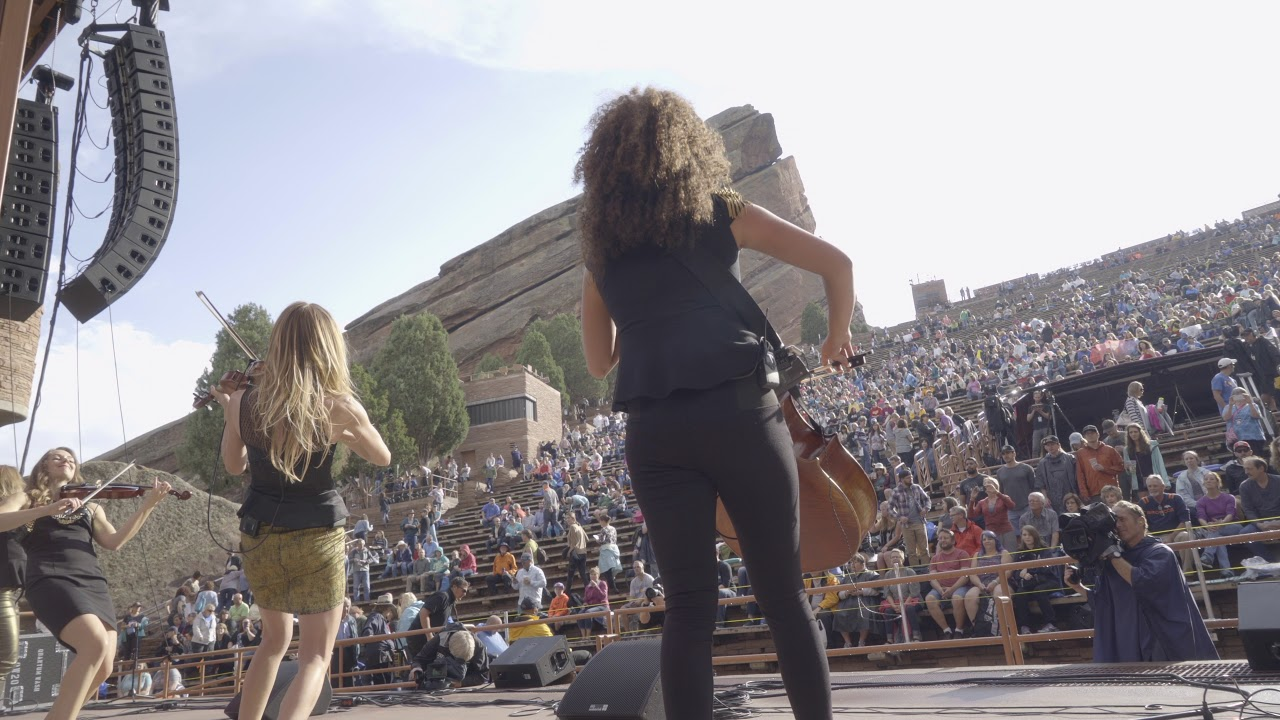 Spinphony Live at Red Rocks