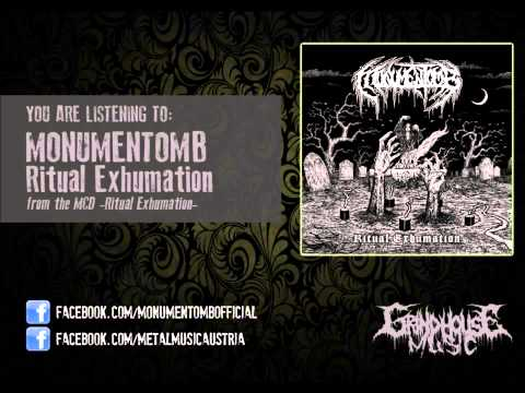 Monumentomb - Ritual Exhumation (Metal Music Austria CD)