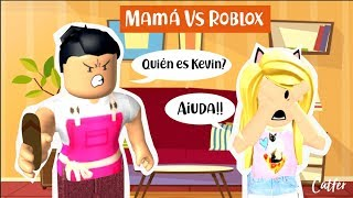 When Mom finds out you have a boyfriend!! Mom Vs Roblox