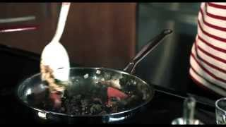 Cooking Ageless Diet : Quick Black Beans & Rice