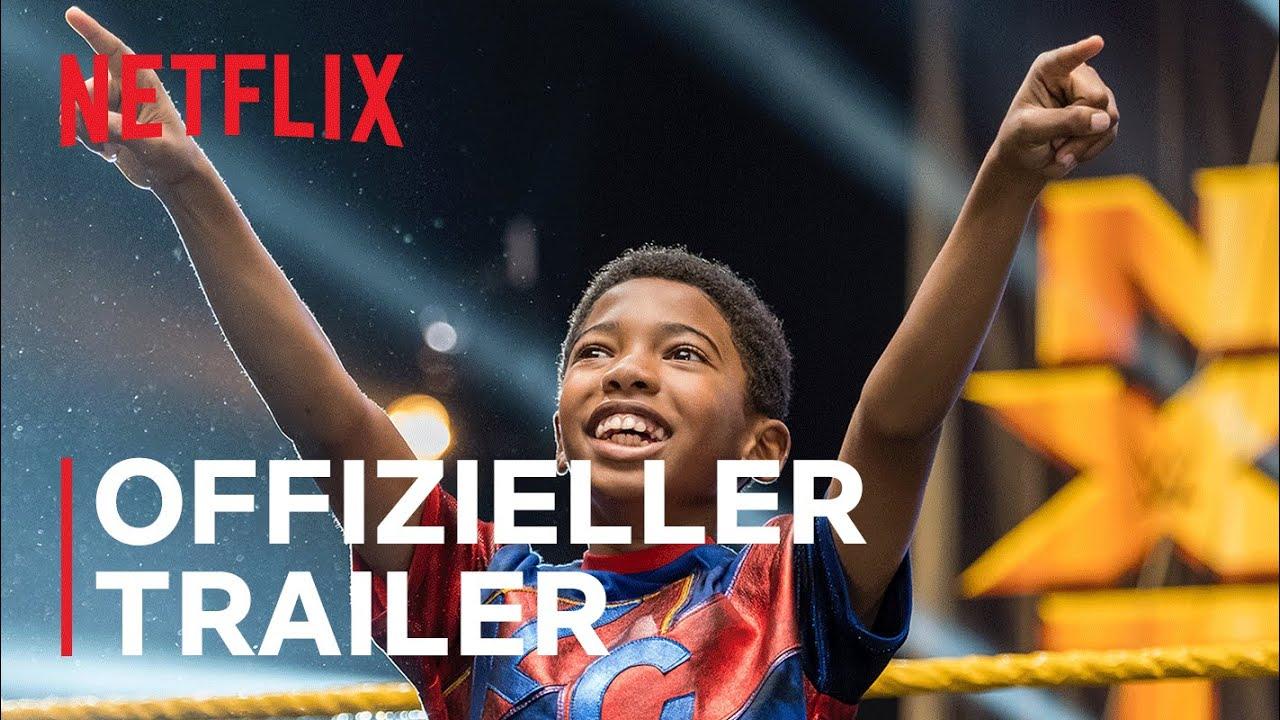 Mein WWE Main Event   Offizieller Trailer   Netflix
