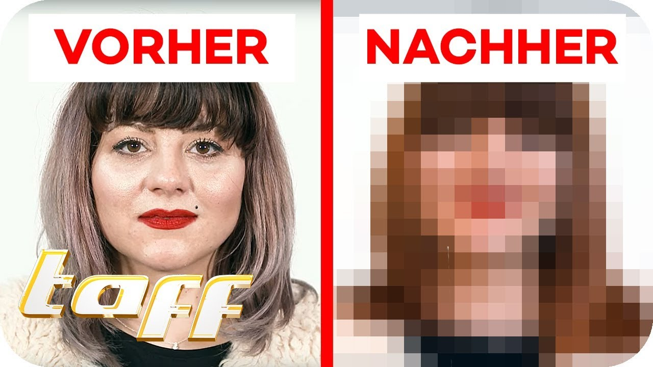 Haar-Fail dank YouTube Tutorial! | SOS - Einsatz der Beauty-Retter | taff | ProSieben