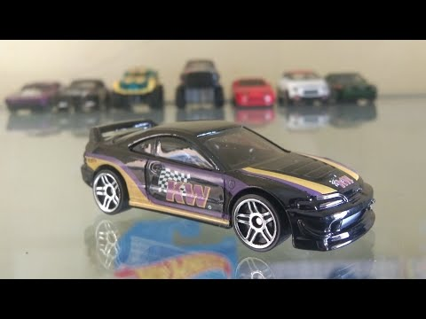 Hotwheels Custom '01 Acura Integra GSR'