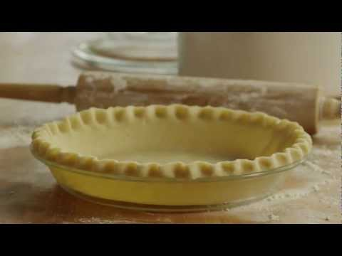 How To Make Delicious Pie Crust | Pie Recipe | Allrecipes.com