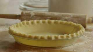 كيفية جعل لذيذة فطيرة قشرة | وصفة فطيرة | Allrecipes.com
