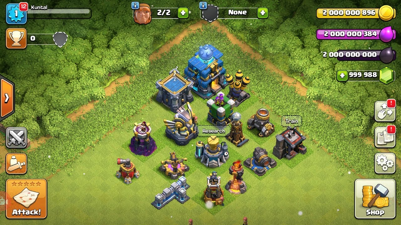 How To Download Th12 Private Server Coc 12 06 2018 Update New