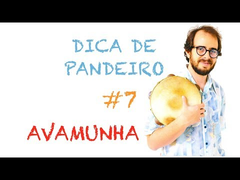 Dica de Pandeiro do Krakowski #7 - Avamunha (em Português)