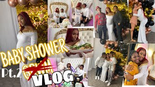 BABY SHOWER VLOG 2020