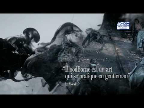 Vidéo Playstation Bloodborne.