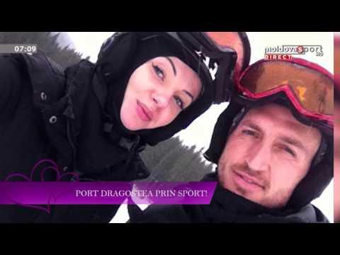 Moldova sport  PORT DRAGOSTEA PRIN SPORT  Familia Sofroni