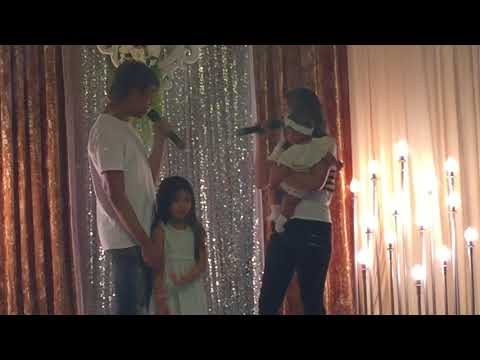 Aku dan Dirimu ~ Akim Ahmad ft Stacy at Stacy 27th Surprise Birthday