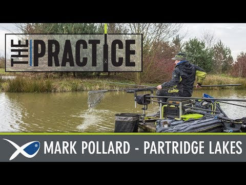 *** Coarse & Match Fishing TV *** The Practice - Mark Pollard At Partridge Lakes