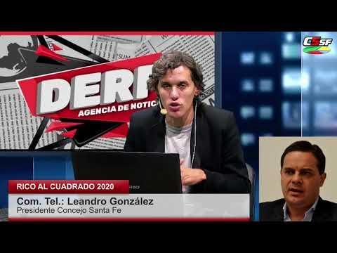 Leandro González: La inseguridad es la principal preocupación de los santafesinos