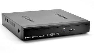 видео IP Видеорегистратор 4 канала
