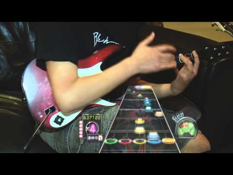 Through The Fire And Flames 100% Expert Guitar Hero 3