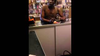 Tranny Sing Off @ Porn Store