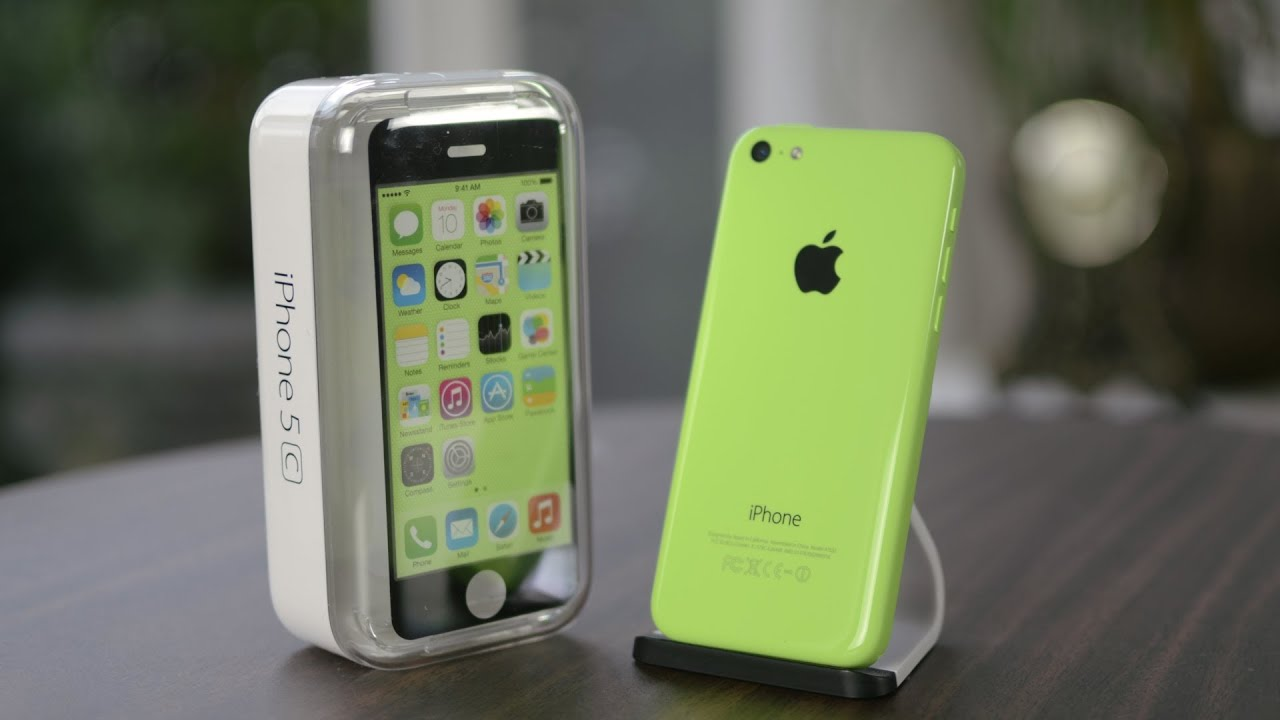 The iPhone 5C is basically an iPhone 5 with a plastic housing But for 99 on contract thats a pretty fantastic deal
