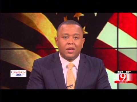 T.W. Shannon vs. James Lankford ➡ U.S. Senate Debate