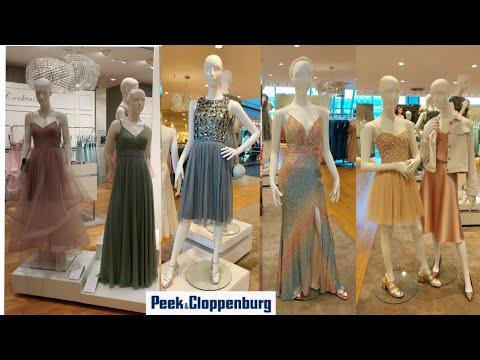 Peek & Cloppenburg Women's Party Dresses New Collection / April 2021