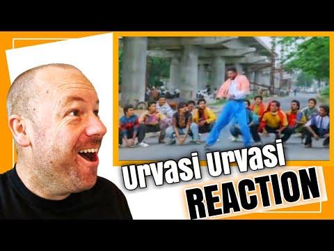 Urvasi Urvasi Song REACTION   A.R. Rahman thumbnail