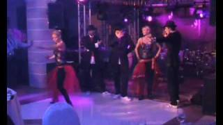 Танцевальная команда W.A  www.wa-jetdance.ru
