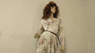 Vintage Style Floral Dress! Super Rare! Simply Beautiful!