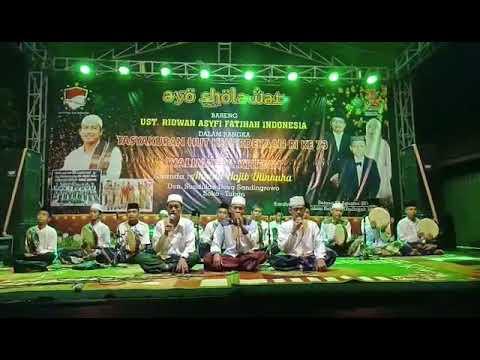IRMATA NADA QOMARUN OPENING M RIDWAN ASYFi feat FATIHAH INDONESIA