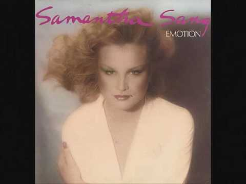 Samantha Sang - Emotion (w/ The Bee Gees) [with Lyrics)
