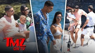 Kourtney Kardashian Can't Stop Showin' Off Her Bod In Italy | TMZ TV