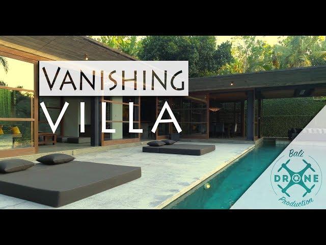 Vanishing Villa - Nymabu, Bali - 4k