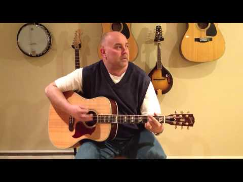 How To Play Wonderful Tonight - Eric Clapton (cover) Easy 4 Chord Tune