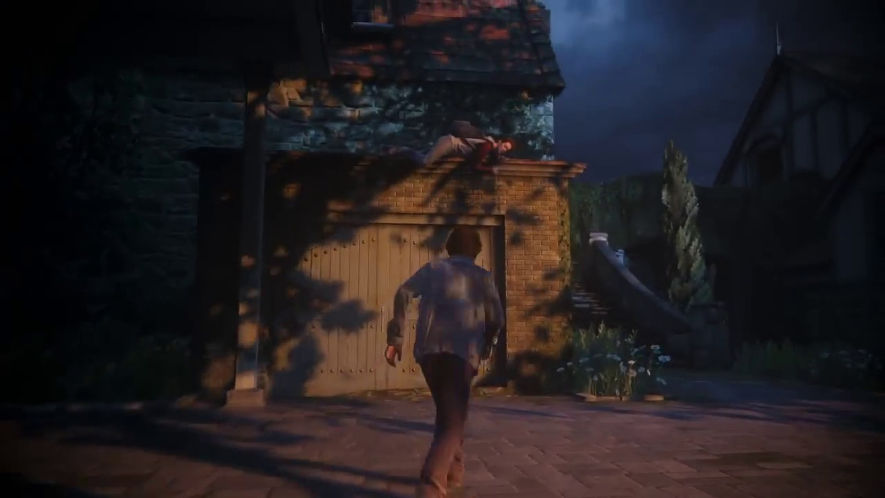 uncharted 4 how to get rope from brother chapter 3