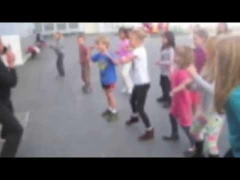 YMCA Richmond District San Francisco Danceathon