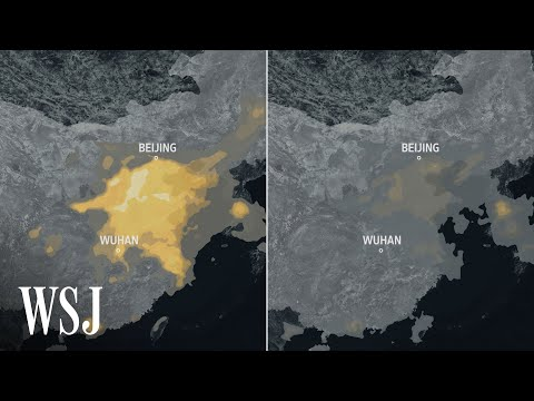 What China's Pollution Says About Coronavirus and the Economy | WSJ