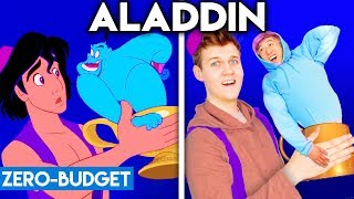 Baixar ALADDIN WITH ZERO BUDGET! (Friend Like Me PARODY)
