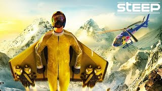 Steep - DLC Extrem Pack [New Sport]