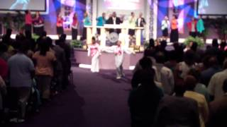 The Mount Issachar Leadership Conference 2013 - KARAR Dance Ministry and the Issachar Praise Team