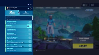 New Nfl Skins Fortnite Battle Royale (WATCH NOW!!) SPQ IS LIVE