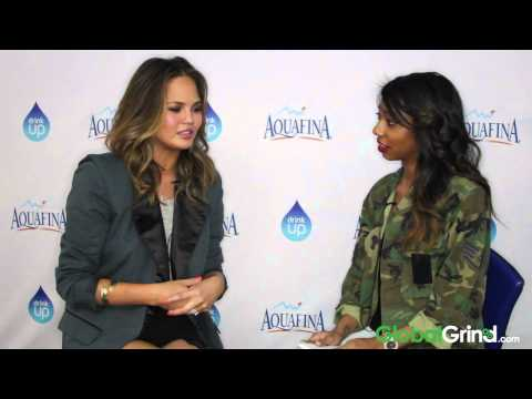 Chrissy Teigen Talks Girl Crushes, Twitter & The Time John Legend Dumped Her