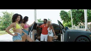 Junior Us - Everyday We Lit Feat. Ahkan (OFFICIAL VIDEO)