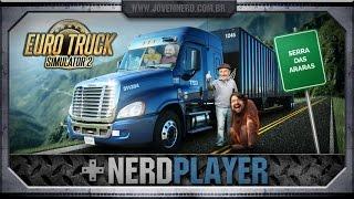 Euro Truck Simulator 2 - AZATRUCKER | NerdPlayer 192