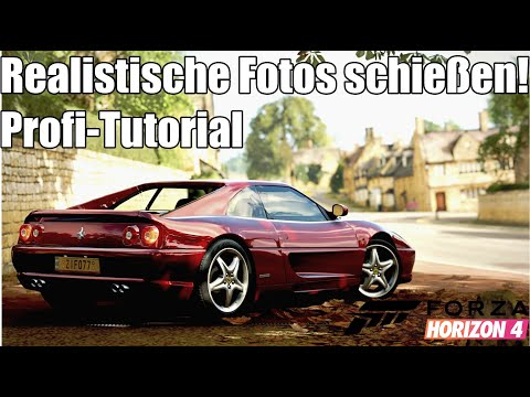 Forza Horizon 4 - 5 Tipps für ultra realistische Fotos (Profi-Tutorial)! thumbnail