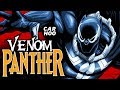 BLACK PANTHER x VENOM ( MARVEL Superheroes Fan Animation )