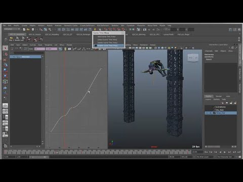 Maya 2019 Performance - 50x Faster Snapping! - YouTube